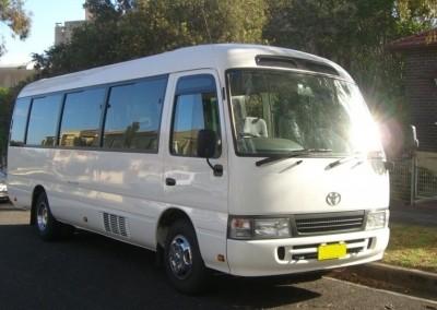 20 Seat Standard Mini Bus