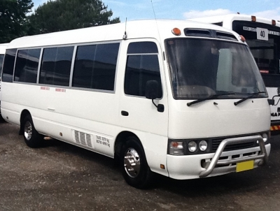 21 Seat Standard Mini Bus