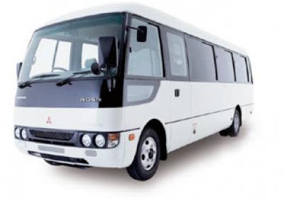 23 Seat Standard Mini Bus (SYD)
