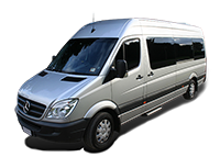 minibus hire with a driver in auckland