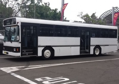 45 Seat Charter Bus