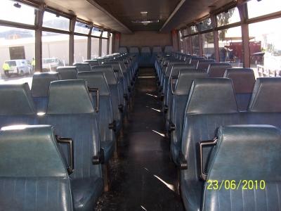 53 Seat Standard Coach