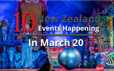 10 New Zealand Events Happening In March 2017