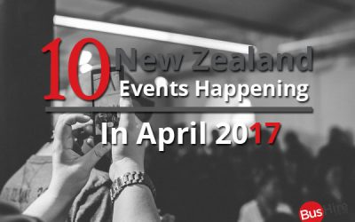 10 New Zealand Events Happening In April 2017