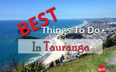 Best Things To Do In Tauranga
