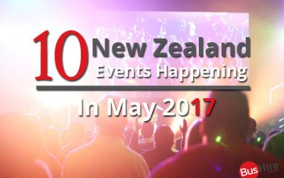 10 New Zealand Events Happening in May 2017