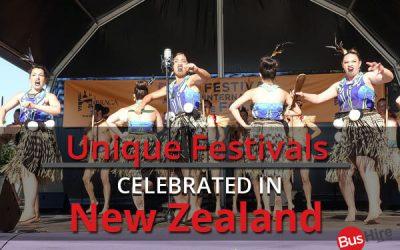 Unique Festivals Celebrated In New Zealand