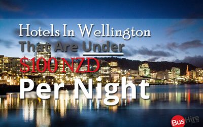 Hotels In Wellington That Are Under $100 NZD Per Night