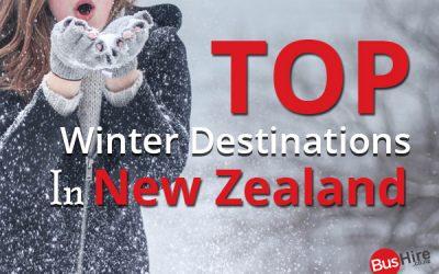 Top Winter Destinations in New Zealand