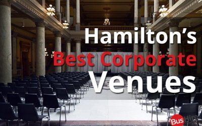 Hamilton's Best Corporate Venues