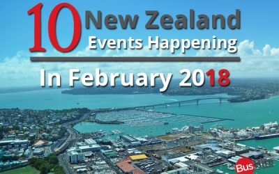 10 New Zealand Events Happening in February 2018