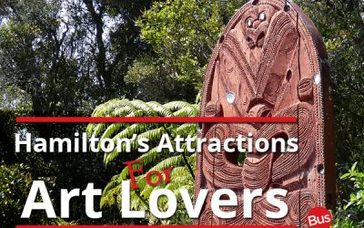 Hamilton's Attractions For Art Lovers