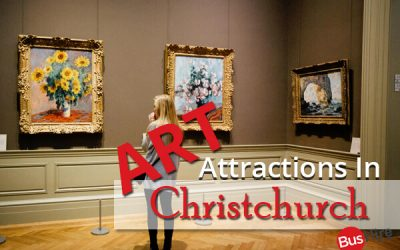 Art Attractions In Christchurch