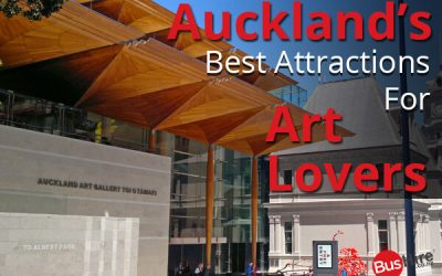 Auckland's Best Attractions For Art Lovers