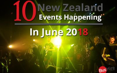 10 New Zealand Events Happening In June 2018