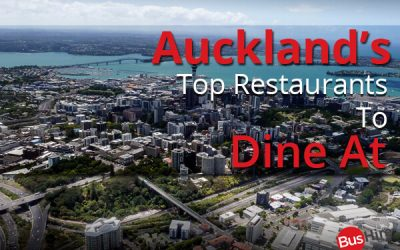 Auckland's Top Restaurants To Dine At