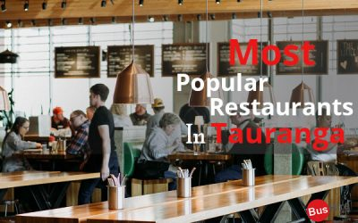 Most Popular Restaurants In Tauranga