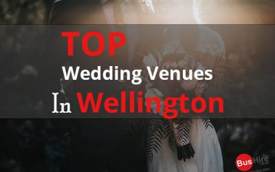 Top Wedding Venues In Wellington