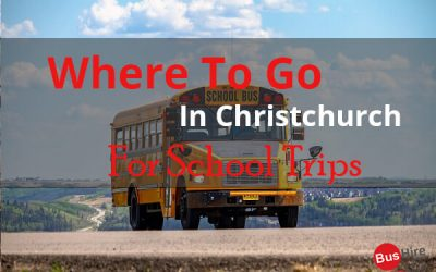 Where To Go In Christchurch For School Trips
