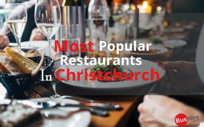 Most Popular Restaurants In Christchurch