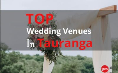 Top Wedding Venues In Tauranga