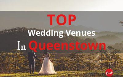 Top Wedding Venues In Queenstown