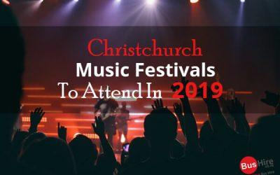 Christchurch Music Festivals To Attend In 2019