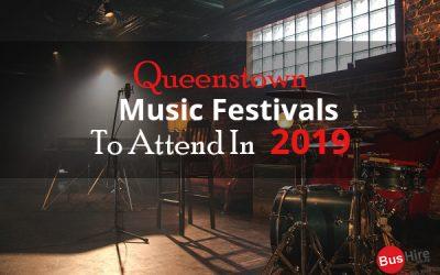 Queenstown Music Festivals To Attend In 2019