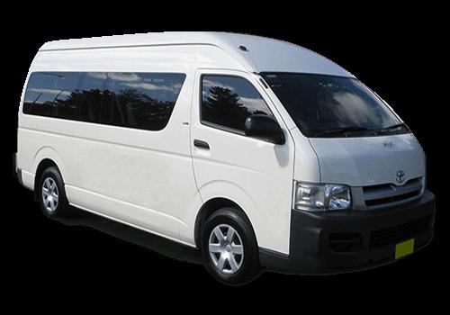 12 Seat Minibus